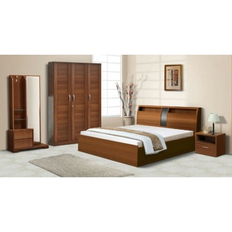 King Size Bedroom Set - Traditions Furniture Islamabad