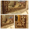 Sheesham Mirror Frame
