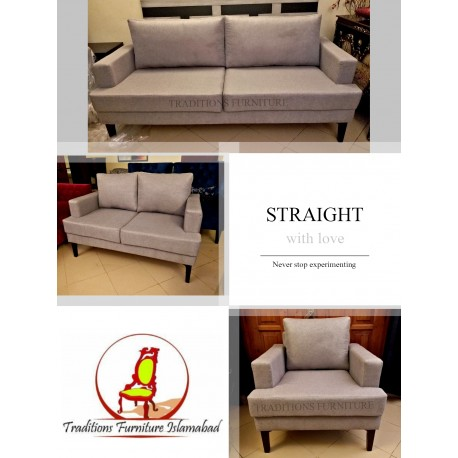 Cushioned Sofa Merlin