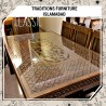 Carved Dinning Table 6 Seater