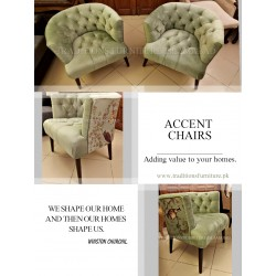 Pair of Accent Chair